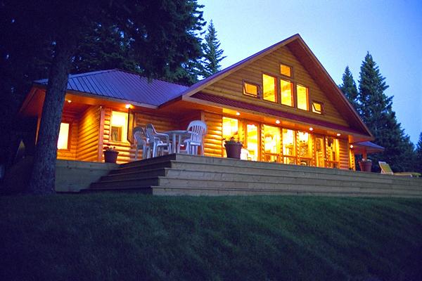 Waskesiu Cottage