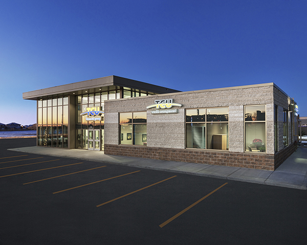 TCU FINANCIAL STONEBRIDGE BRANCH